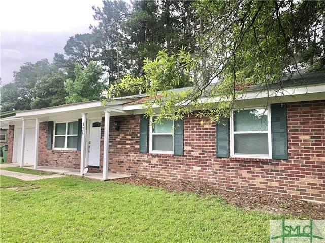 325 W Tietgen Street, Pooler, GA 31322 (MLS #251464) :: Coldwell Banker Access Realty