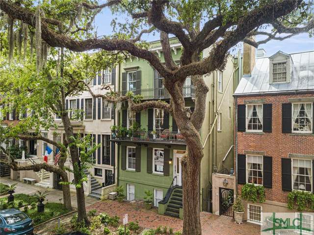 15 E Jones Street 1-B (Parlor), Savannah, GA 31401 (MLS #251490) :: The Allen Real Estate Group