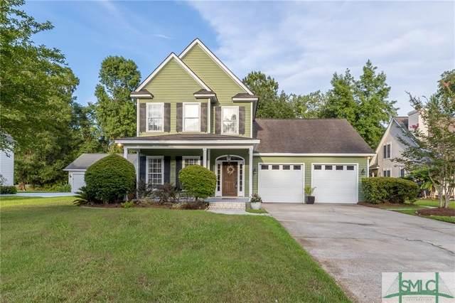 104 Sabal Lane, Savannah, GA 31405 (MLS #251502) :: Savannah Real Estate Experts