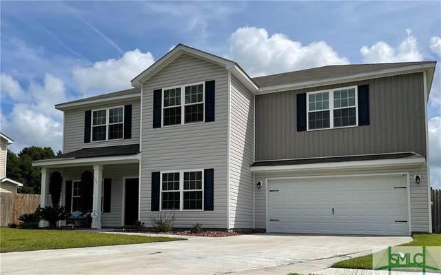 111 Windstream Street, Guyton, GA 31312 (MLS #251574) :: McIntosh Realty Team