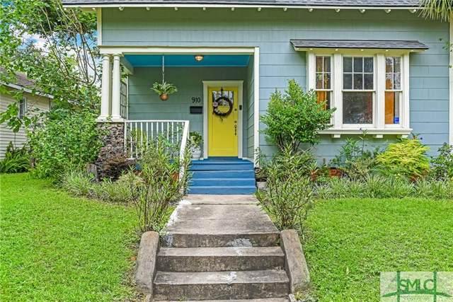 910 E 40th Street, Savannah, GA 31401 (MLS #251625) :: Keller Williams Coastal Area Partners