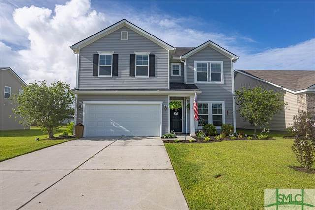 221 Lakepointe Drive, Savannah, GA 31407 (MLS #252758) :: McIntosh Realty Team