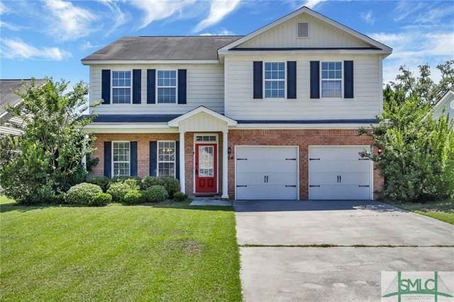104 Lake House Road, Pooler, GA 31322 (MLS #252759) :: Keller Williams Coastal Area Partners