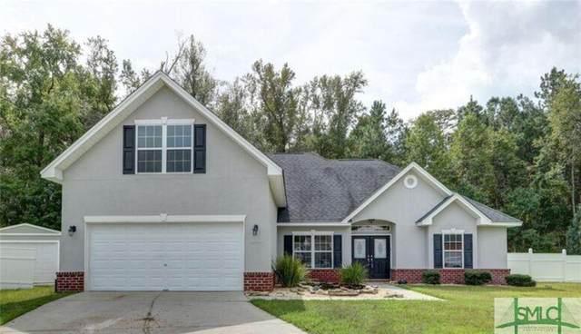 800 Hyacinth Circle, Guyton, GA 31312 (MLS #252821) :: Keller Williams Coastal Area Partners