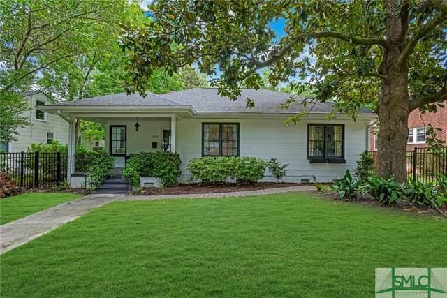 512 Columbus Drive, Savannah, GA 31405 (MLS #252833) :: Keller Williams Coastal Area Partners