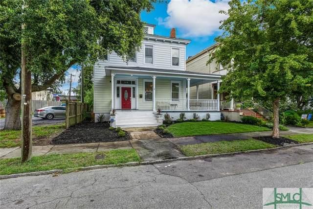314 W 35th Street, Savannah, GA 31401 (MLS #252835) :: Coldwell Banker Access Realty