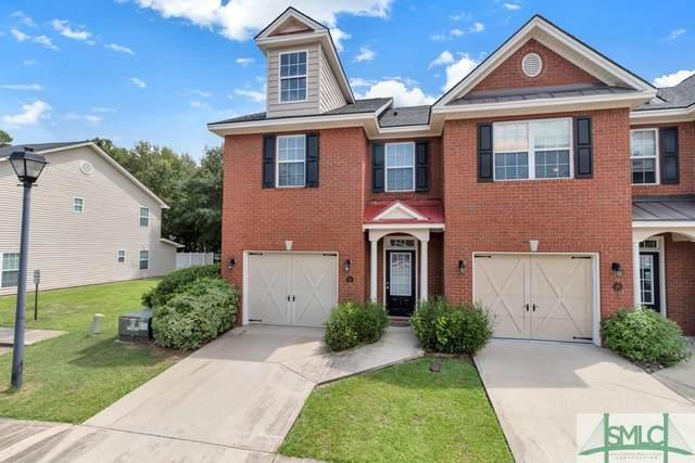 777 King George Boulevard #48, Savannah, GA 31419 (MLS #252852) :: Coldwell Banker Access Realty