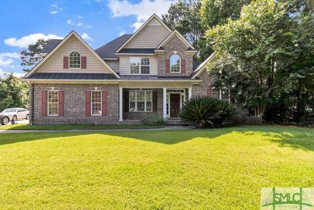 531 Mcgregor Circle, Richmond Hill, GA 31324 (MLS #252863) :: Coldwell Banker Access Realty