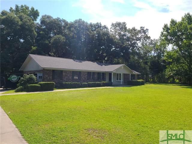 750 Oak Hampton Road, Fleming, GA 31309 (MLS #252882) :: Teresa Cowart Team