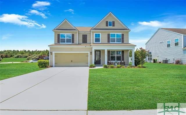 117 Westover Drive, Savannah, GA 31407 (MLS #252887) :: Keller Williams Coastal Area Partners
