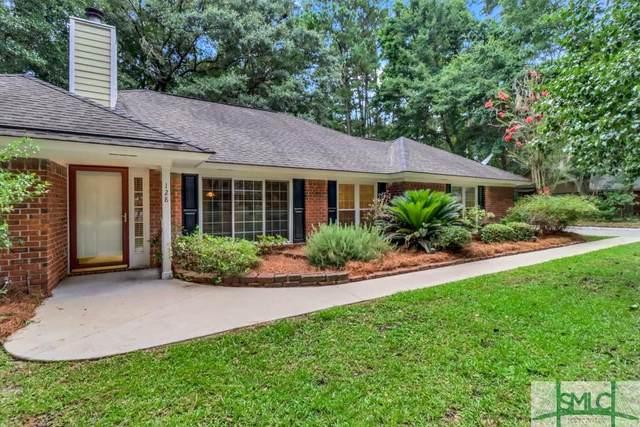 128 Oak Creek Court, Richmond Hill, GA 31324 (MLS #252895) :: Coldwell Banker Access Realty