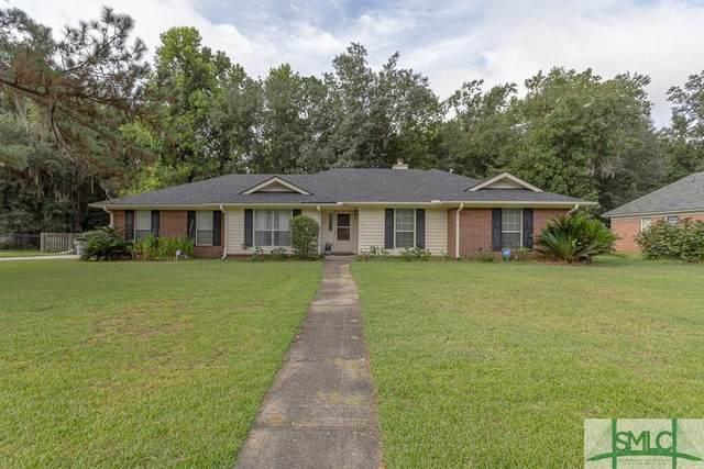 5 Bridgeport Road, Savannah, GA 31419 (MLS #252958) :: The Arlow Real Estate Group