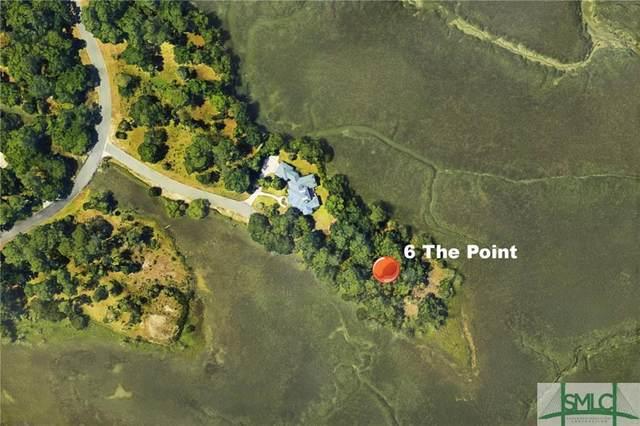 6 The Point Point, Savannah, GA 31411 (MLS #252967) :: Keller Williams Realty Coastal Area Partners