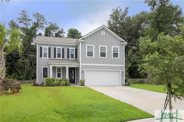 103 Arusha Avenue, Savannah, GA 31419 (MLS #252975) :: The Allen Real Estate Group