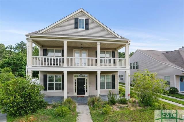 86 Westbourne Way, Savannah, GA 31407 (MLS #252980) :: Coldwell Banker Access Realty