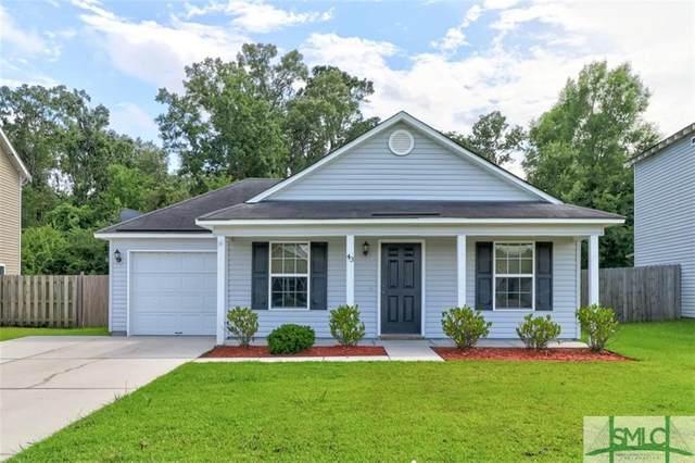 43 Rice Mill Road, Port Wentworth, GA 31407 (MLS #253013) :: Liza DiMarco