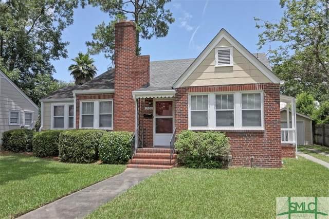 1506 E 52nd Street, Savannah, GA 31404 (MLS #253047) :: Coldwell Banker Access Realty