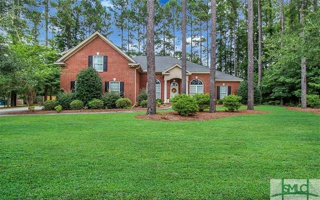 122 Sweetwater Circle, Rincon, GA 31326 (MLS #253060) :: Coldwell Banker Access Realty