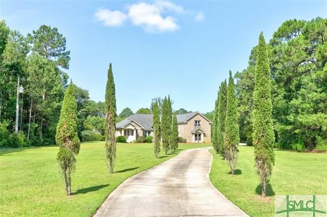 195 Demeries Lake Lane, Richmond Hill, GA 31324 (MLS #253088) :: Heather Murphy Real Estate Group