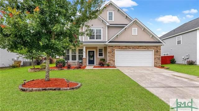 485 Stonebridge Circle, Savannah, GA 31419 (MLS #253112) :: Coldwell Banker Access Realty