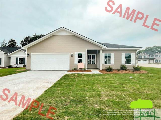 22 Morrison Way SE, Ludowici, GA 31316 (MLS #253152) :: Coldwell Banker Access Realty