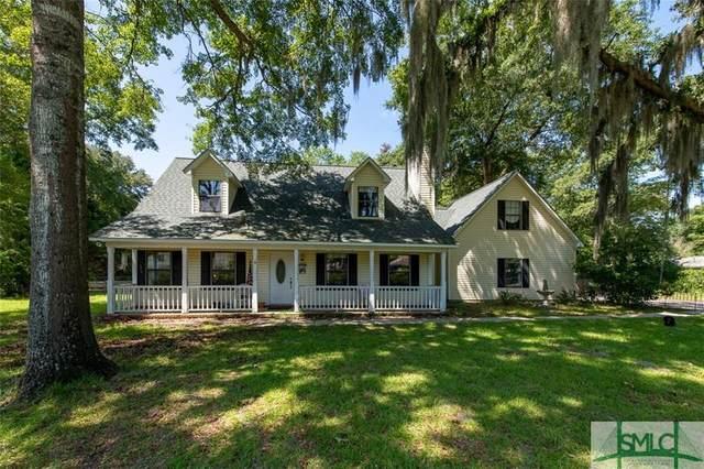 185 Cantebury Street, Rincon, GA 31326 (MLS #253218) :: Heather Murphy Real Estate Group