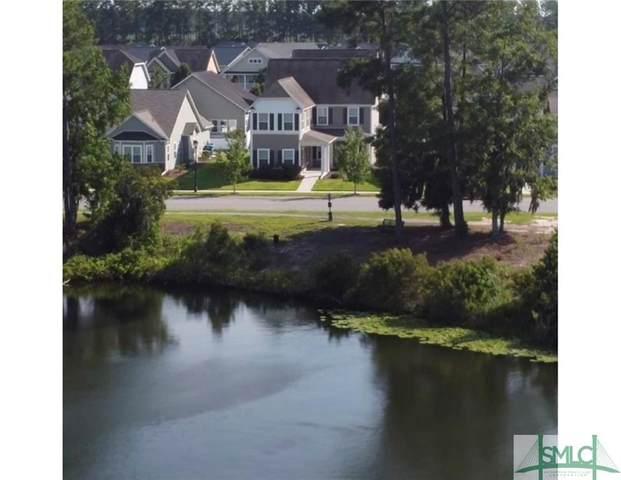 12 Lakeside Drive, Port Wentworth, GA 31407 (MLS #253254) :: Keller Williams Coastal Area Partners
