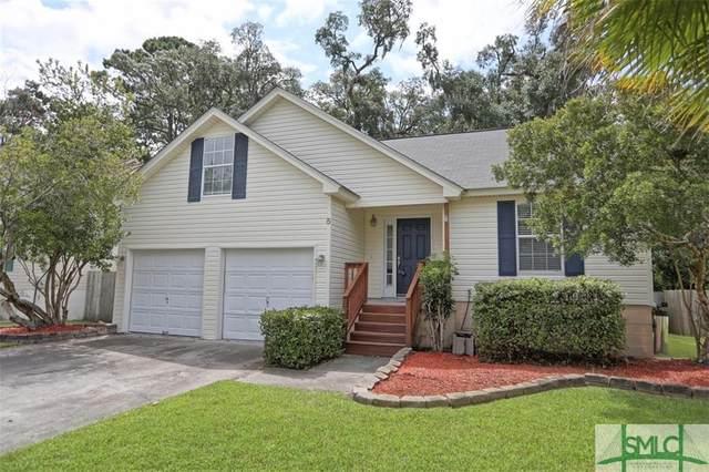 5 Marsh Hen Court, Savannah, GA 31419 (MLS #253269) :: Coldwell Banker Access Realty