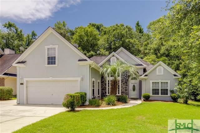 115 Valhalla Drive, Savannah, GA 31419 (MLS #253272) :: Coldwell Banker Access Realty