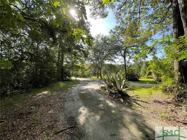 255 Caudill Road, Ellabell, GA 31308 (MLS #253287) :: Keller Williams Coastal Area Partners