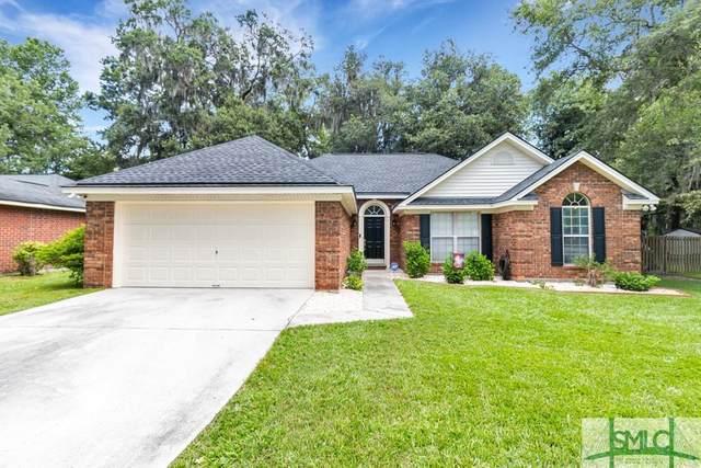101 Lions Gate Road, Savannah, GA 31419 (MLS #253314) :: The Arlow Real Estate Group