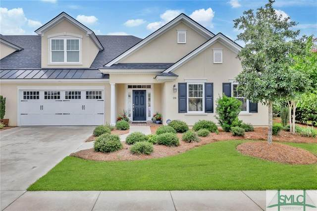 126 Mallory Place, Pooler, GA 31322 (MLS #253323) :: Coldwell Banker Access Realty