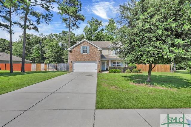 109 William Way, Springfield, GA 31329 (MLS #253334) :: Coldwell Banker Access Realty