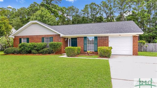 39 Cat Tail Court, Richmond Hill, GA 31324 (MLS #253346) :: Coldwell Banker Access Realty