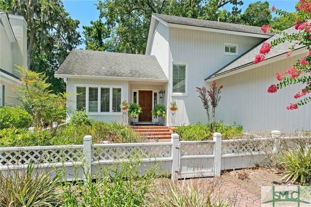 39 Sparnel Road, Savannah, GA 31411 (MLS #253348) :: The Arlow Real Estate Group