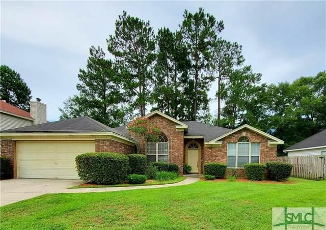 148 Village Lake Drive, Pooler, GA 31322 (MLS #253367) :: Coldwell Banker Access Realty