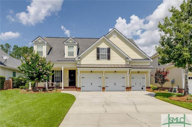 66 Misty Marsh Drive, Savannah, GA 31419 (MLS #253383) :: Heather Murphy Real Estate Group