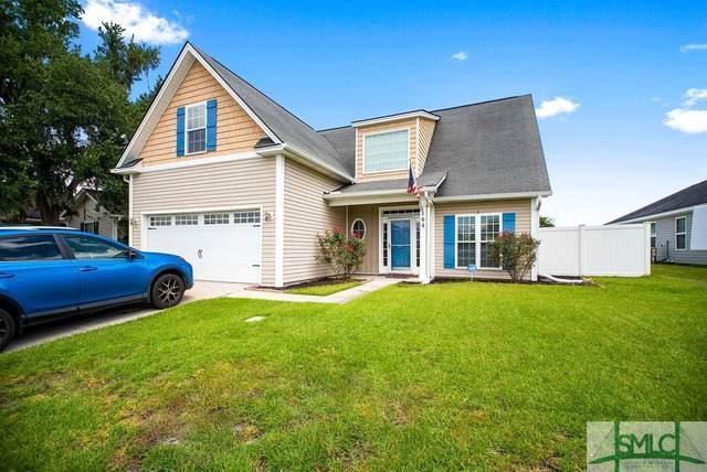 164 Scarlett Lane, Richmond Hill, GA 31324 (MLS #253439) :: Keller Williams Coastal Area Partners