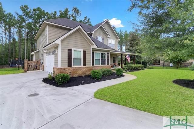 100 Jay Court, Guyton, GA 31312 (MLS #253505) :: Heather Murphy Real Estate Group