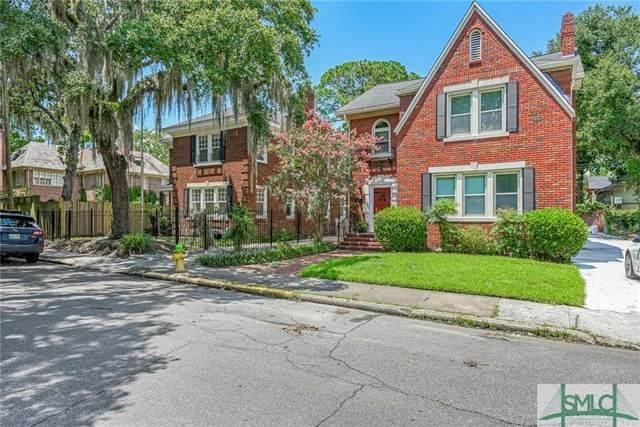 510 E 46th Street, Savannah, GA 31405 (MLS #253538) :: Keller Williams Coastal Area Partners