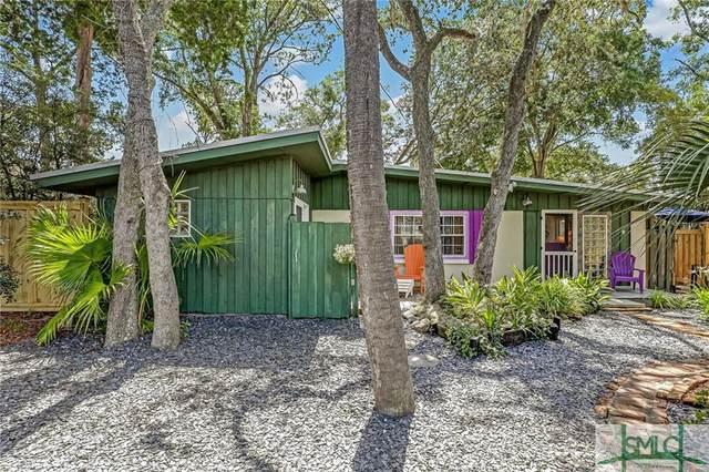 714 2nd Avenue, Tybee Island, GA 31328 (MLS #253552) :: Bocook Realty