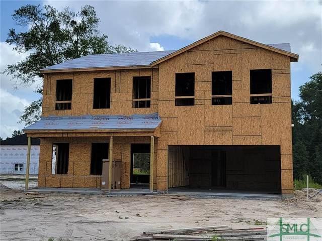 107 Enclave Way NE, Ludowici, GA 31316 (MLS #253560) :: The Allen Real Estate Group