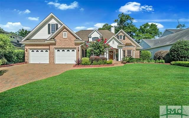 44 White Oak Bluff, Savannah, GA 31405 (MLS #253578) :: Keller Williams Coastal Area Partners