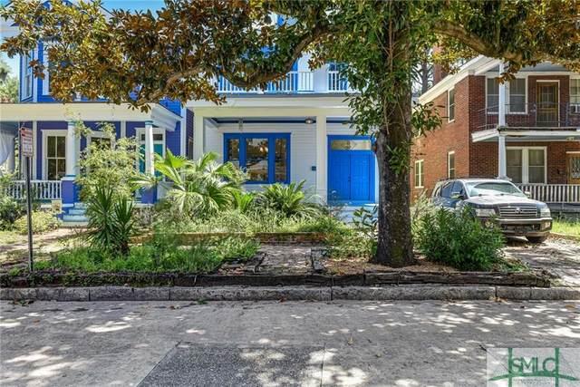 203 W 40th Street, Savannah, GA 31401 (MLS #253604) :: Coldwell Banker Access Realty