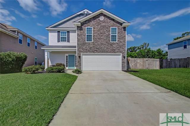 196 Calm Oak Circle, Savannah, GA 31419 (MLS #253660) :: Teresa Cowart Team