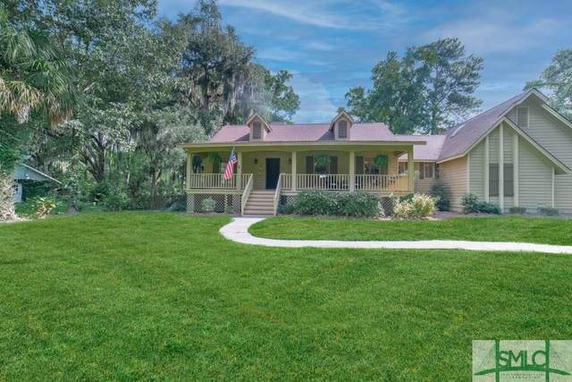 90 Harvey Drive, Richmond Hill, GA 31324 (MLS #253664) :: Bocook Realty
