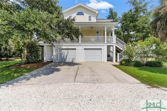 10 Waterside Way, Tybee Island, GA 31328 (MLS #253737) :: The Arlow Real Estate Group