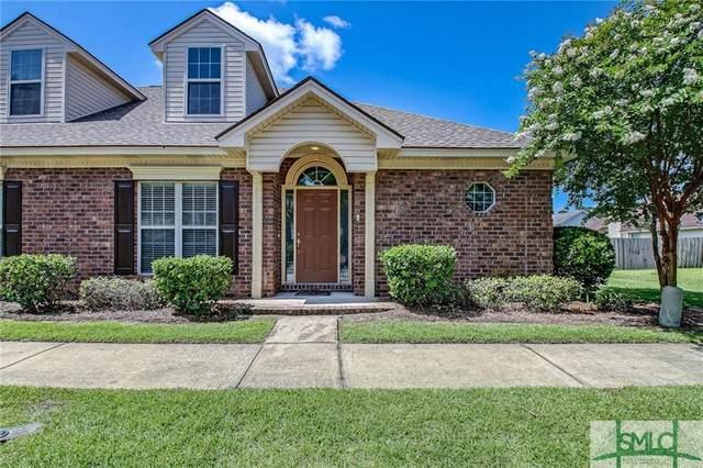 301 Morgan Pines Drive, Pooler, GA 31322 (MLS #253739) :: eXp Realty