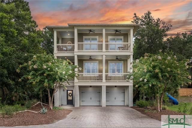 1306 Bay Street, Tybee Island, GA 31328 (MLS #253805) :: The Arlow Real Estate Group