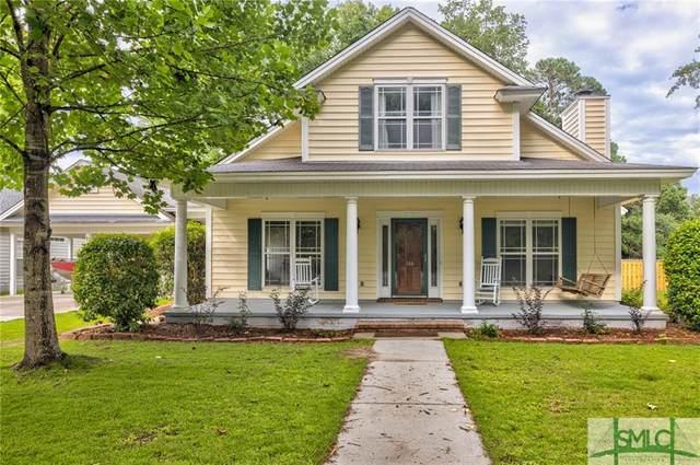 104 Cherryfield Lane, Savannah, GA 31419 (MLS #253819) :: Heather Murphy Real Estate Group